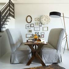 Dining Room Metallic Cowhide Rug Design Ideas