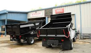 Custom Fabricated Dump Bodies - Intercon Truck Equipment