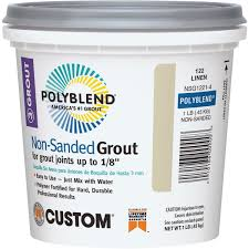 Polyblend Ceramic Tile Caulk Drying Time by Polyblend Non Sanded Tile Grout Nsg1221 4 Do It Best