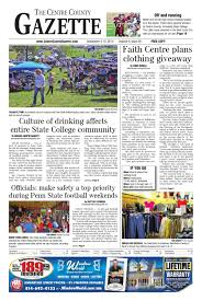 Stoltzfus Sheds Madisonburg Pa by 9 4 14 Centre County Gazette By Centre County Gazette Issuu