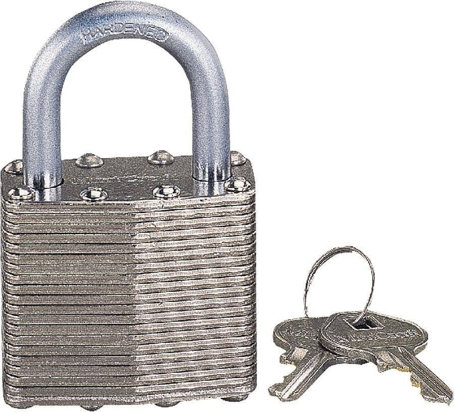 MintCraft Steel Padlock - 1 1/2""