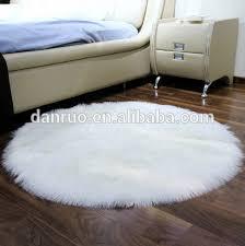 weißen haar teppich schlafzimmer nacht plüsch teppich sofakissen buy natürliche schaffell teppiche großhandel 100 schaffell großhandel schaffell