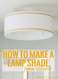 Lamp Shade From Scratch