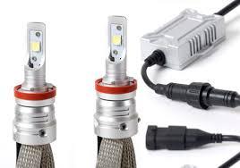 putco chevy silverado silver pro led headlight bulbs