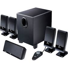 Edifier M1550 5 1 Channel Mini Home Theater Speaker System M1550