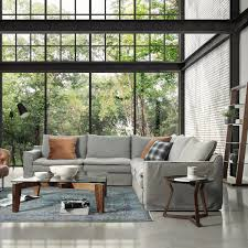 Sectional Sofas Designed To Fit Your Life Maison Corbeil