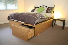 Ikea Mandal Headboard Hack by Lit Mandal Ikea Full Bed Frame With Storage Mandal Bed Frame From