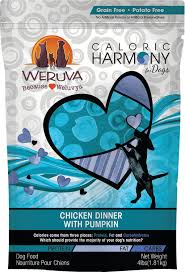 Pumpkin Glycemic Index by Weruva Caloric Harmony Chicken Dinner With Pumpkin Grain Free Dry