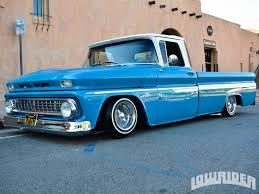 100 Low Rider Truck 1963 Chevrolet Rider Magazine