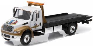 2015 International DuraStar 4400 Rollback Tow Truck