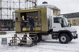 Mercedes-Benz Unimog U 318: Unimog As A Food Truck In And Around ... Argo Truck Mercedesbenz Unimog U1300l Mercedes Roadrailer Goes From To Diesel Locomotive Just A Car Guy 1966 Flatbed Tow Truck With An Innovative The Trend Legends U4000 Palfinger Pk6500a Crane 4x4 Listed 1971 Mercedesbenz S 4041 Motor 1983 1300 Fire For Sale On Bat Auctions Extra Cab U1750 Unidan Filemercedes Benz Military Truckjpg Wikimedia Commons New Corners Like Its On Rails Aigner Trucks U5000 Review