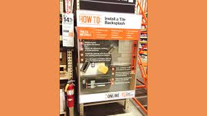 Tile Spacers Home Depot by Art Guild Pioneering The Home Depot Store Of The Future Art Guild