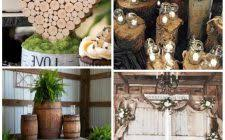 Rustic Wedding Reception Decor Awesome 7 Easy Ideas Uniquely Yours
