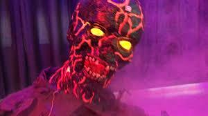 Spirit Halloween Austin Tx smoldering groundbreaking zombie time lapse unboxing u0026 setup