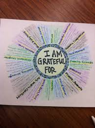 Thanksgiving Or Other Study Of Gratitude Mandala Gratitide Great Art Therapy Idea