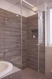 graue fliesen im bad kleine ruse gronau die badgestalter