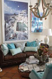 Brown And Aqua Living Room Decor by 39 Best Brown Couch Images On Pinterest Living Room Ideas