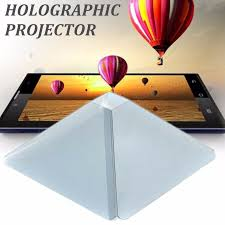 Holographic Display Stand 3D Projector For iPhone 6 6S Plus iPhone