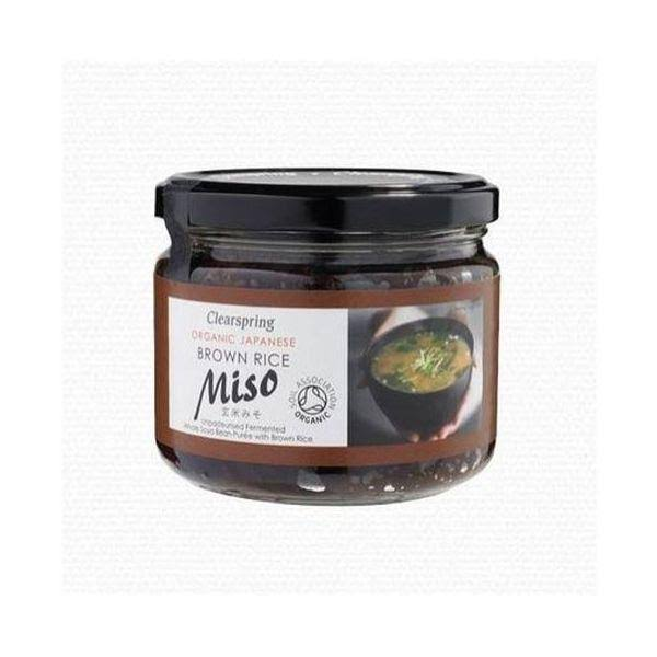 Clearspring Organic Brown Rice Miso 300 G
