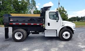 Medium-Duty Dump Trucks, Curry Supply Company