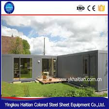 100 Cheap Modern House Shipping Prefab Container Homes Price Luxury Aluminium 40ft