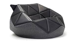 Designed For Impoverished Students And Those Who Couldnt Care Less About Posture The Bean Bag Chair Is Rarely Regarded As A Stylish Addition To
