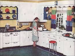 Vintage Kitchens Of The 20s And 30s