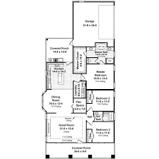 Craftsman Style Floor Plans Bungalow by Bungalow Style House Plans 1800 Square Foot Home 1 Story 3