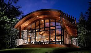 100 Fieldstone Houses The Wood And Stone Modern Home