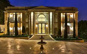 Images Neoclassical Homes by 26 Million Newly Built Grand Neoclassical Estate In Bel Air Ca
