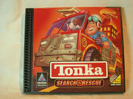 100 Tonka Truck Games Oh Hey A Game About Fireme WHY IS HE RIDING AWAY FROM THE