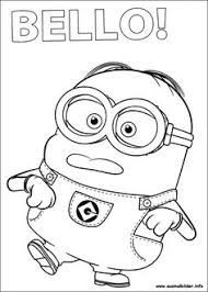 15 Minions Printable Coloring Pages For Kids Find On Book Thousands Of