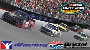 IRacing - Camping World Truck Series At Bristol - YouTube Truck Race At Bms In August Moved Back One Day Sports Brnemouth Kawasaki On Twitter Massive Thanks To Volvo And Erik Jones Falls Short Of First Cup Series Win Records Careerbest Total Truck Centers Racing Total Centers News Kingsport Timesnews Nascars Tv Deal Helps Overcome Attendance Bristol Tn Usa 21st Aug 2013 21 Nascar Camping World 2017 Motor Speedway Josh Race Preview Official Website Matt Crafton Toyota Racing Ryan Blaney Won The 18th Annual Unoh 200 Presented By Zloop Freightliner Coronado Havoline Ganassi