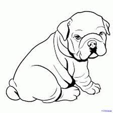 Printable Bulldog Coloring Pagesprintablecoloring Pages