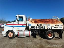 100 Used Water Trucks For Sale WHITEGMC WCA42T For Sale Phillipston Massachusetts Price US