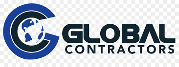 Logo General Contractor Company Global Industrial Contractors Industry