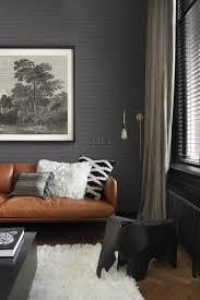 wohnzimmer tapete steinoptik schwarz 138535