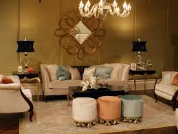 Cinetopia Living Room Overland Park by Black Cream Gold Living Room
