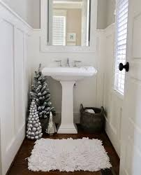 20 erstaunliche weihnachtsbadezimmerdekorationen die sie