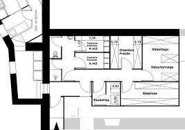 plan cuisine restaurant normes 28 images architecte int 233
