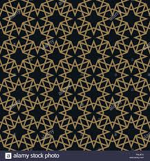 100 Art Deco Shape Vector Modern Geometric Tiles Pattern Golden Lined Shape Abstract