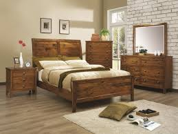 Rustic Industrial Bedroom Furniture