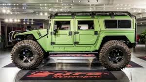 The Best Hummer H1 ENCLOSED ever made for $289 950
