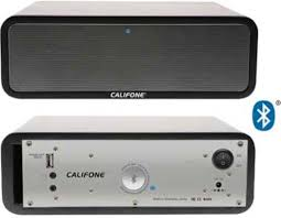 califone pa bt30 portable speaker with bluetooth wireless