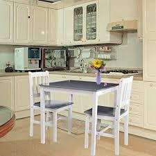 tischgruppe mit 1 tisch 2 stühle essgruppe esstischset sitzgruppe esstischgruppe esszimmergarnitur für 2 personen esszimmergruppe für küche wohnzimmer