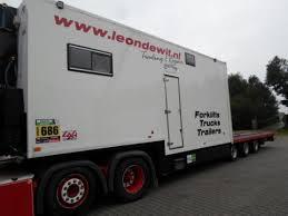 100 Semi Truck Trailers Van Eck Mobilehomeworkshoprally Trailer Lowloader Semi Trailer Snlcom