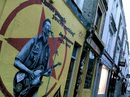 Joe Strummer Mural New York City by The World U0027s Newest Photos Of Joe And Street Flickr Hive Mind