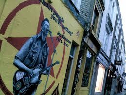 Joe Strummer Mural Notting Hill by The World U0027s Best Photos Of Joestrummer Flickr Hive Mind