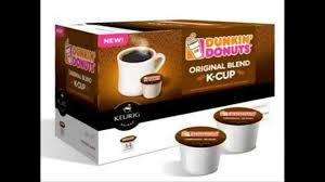 Dunkin Donuts Pumpkin Syrup Nutrition Facts by Dunkin Donuts K Cups Dark Roast Box Of 12 Kcups For Use In Keurig