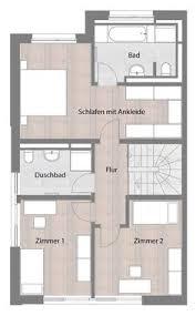 doppelhaushälfte typ a obergeschoss 70 00 m haus